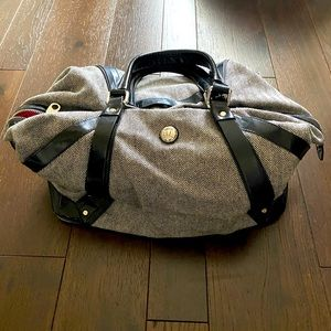 Lululemon Large Weekend / Gym Bag with Pockets
